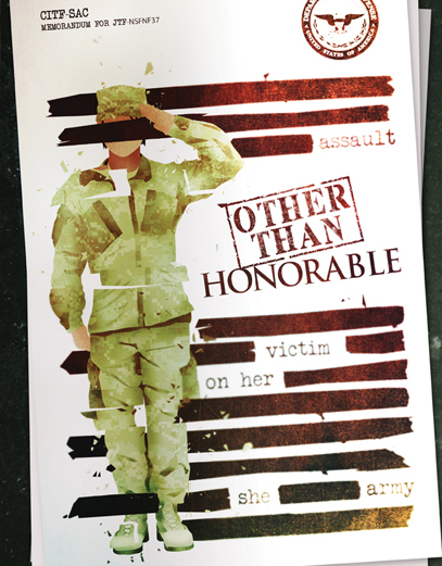 Other Than Honorable at Geva Theatre Center